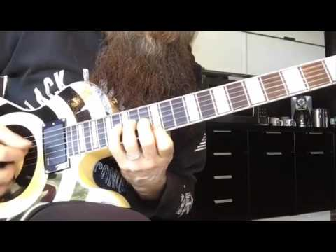 Zakk Wylde - Devils Daughter Solo Performance