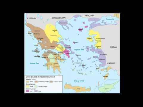 Aeolic Greek
