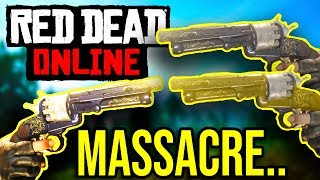 BLACKWATER SHOOTOUT in Red Dead Online's New Update