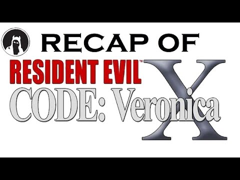What happened in Resident Evil: Code Veronica? (RECAPitation