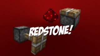 Minecraft Tutorial: Zamek na kod PIN (REDSTONE)