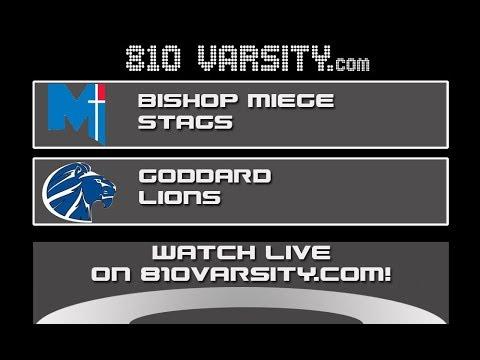KSHSAA Class 4A title game: Bishop Miege vs Goddard