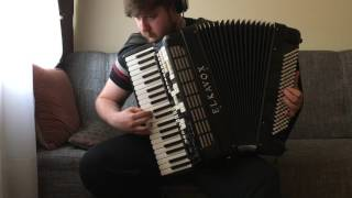 Extazy - Chciałem być Twoim ideałem - akordeon