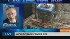 Silverstein Says World Trade Center Is `Coming Together'