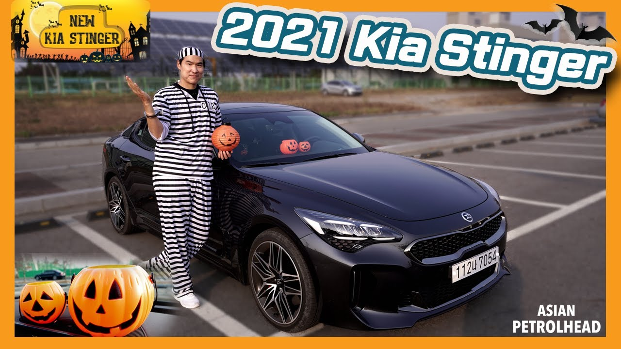 The NEW 2021 Kia Stinger Review - Could this New Kia Stinger be better than the NEW Genesis G70?