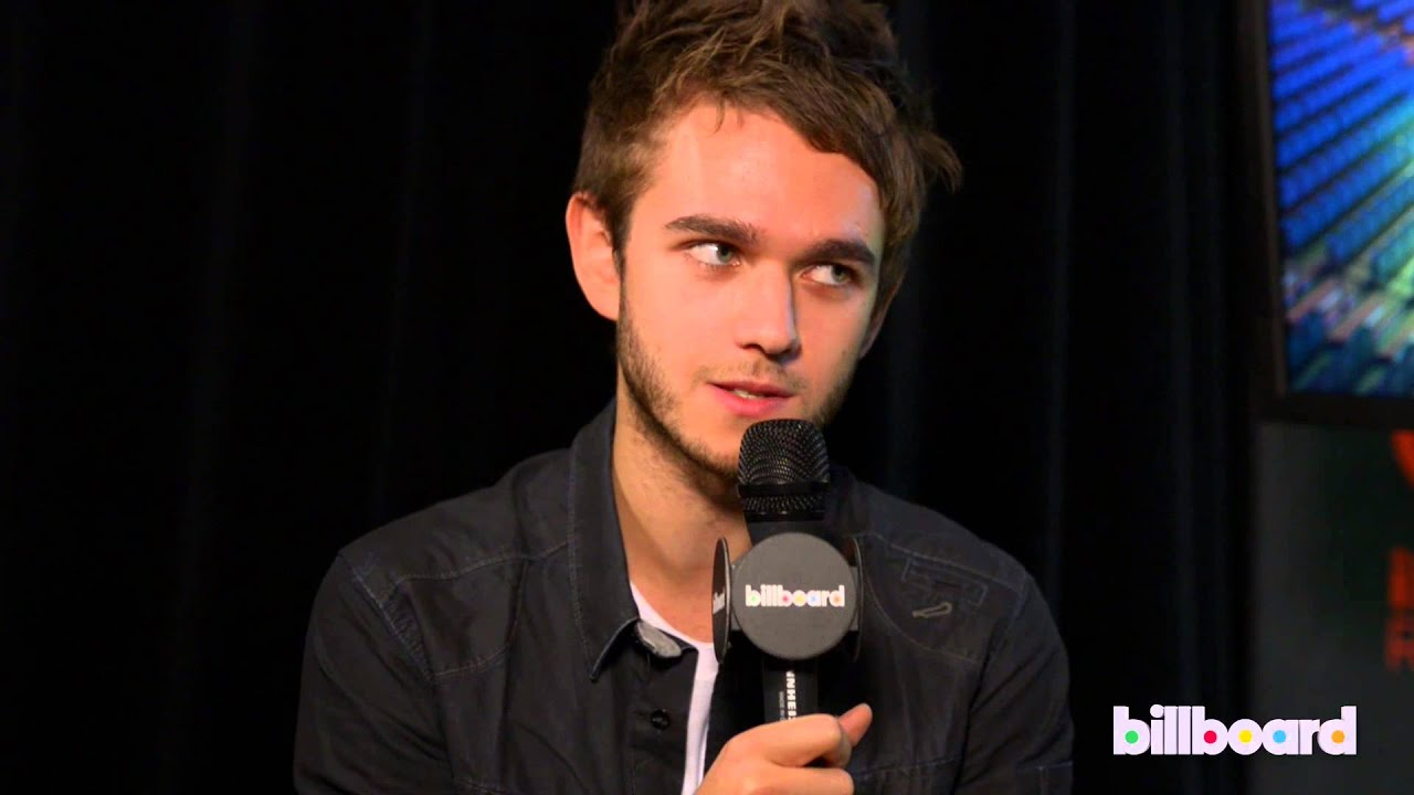 zedd talks lady gaga paramores hayley williams backstage