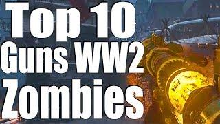 Baixar TOP 10 GUNS IN WW2 ZOMBIES! (Call of Duty: World War 2 Zombies)