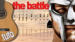 Tuto Gladiator THE BATTLE - Guitare FingerStyle.mp3
