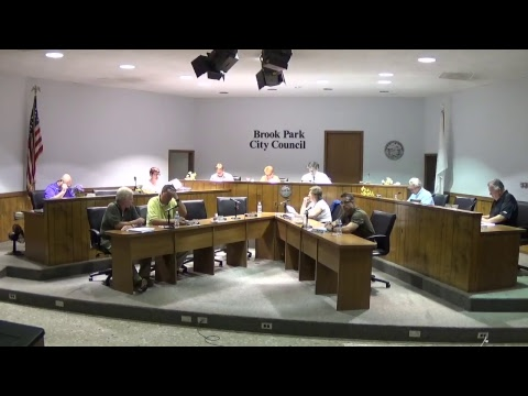 Brook Park Caucus Meeting 06/13/2017