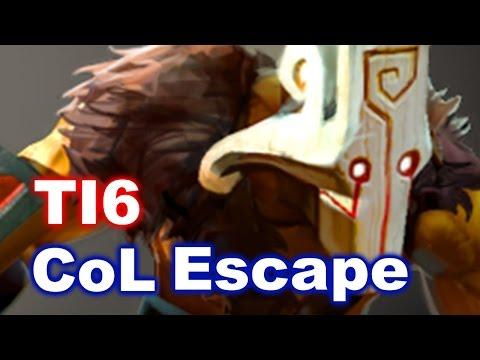Complexity Escape - TI6 Wild Card Dota 2