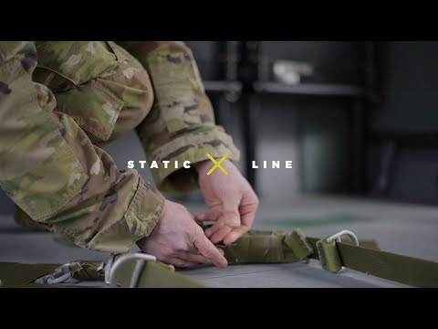 National Guard units from across Indiana participated in a static line airborne operation in March. The units jumped with the MC-6 Maneuverable Army Troop Parachute System, which allows for better steering control, and has been used by U.S. Army Special Forces for over 10 years, proving itself to be consistently safe and reliable.