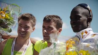 Glacier 3000 Run & Marathon 2017