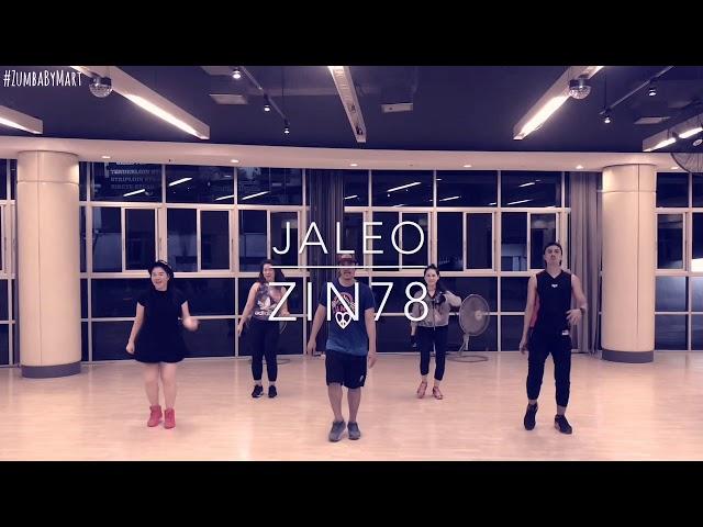 Zumba Fitness - Jaleo (Reggaeton) ZIN78 | Choreography by Zin™ Mart