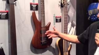 Baixar NAMM 2014 Ibanez Bass Workshop Series Basses