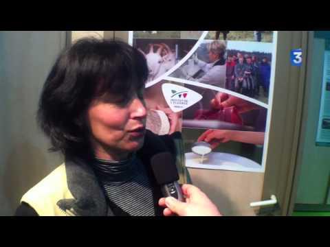 SIA 2013 : Interview Sandrine Dangla sur la conservation des races