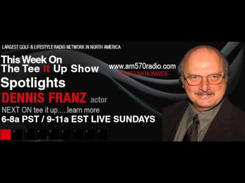Dennis Franz Tee It Up Interview
