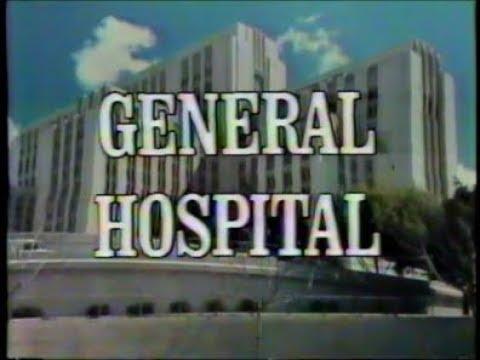 General Hospital - 8/30/85 - Partial Episode - Original ABC Broadcast