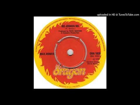 MAX ROMEO - NO JOSHUA NO - DRA 1028-AB - 15 Nov 1974