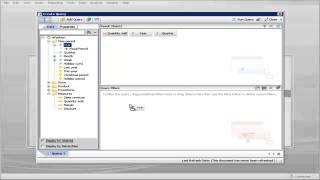 SAP بو Webi إنشاء تقرير بسيط