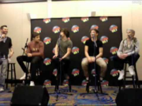 One Direction @KISS 95.7