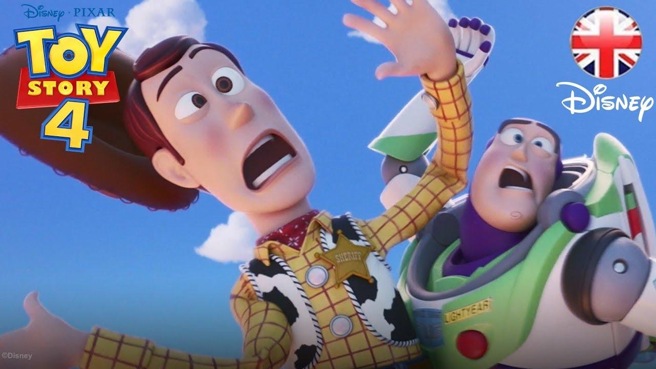 Download TOY STORY 4   NEW Teaser Trailer 1 - 2019   Official Disney Pixar UK