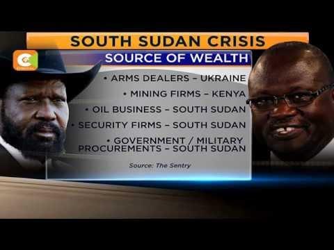 Parliament proposes tough sanctions against South Sudan's leaders