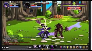 AQW Chaos Slayer Class COMBO