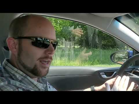 Hyundai safety feature review and explanation.