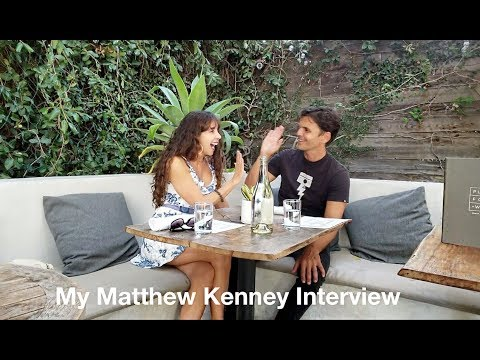 My Interview with Celebrity Chef and Entrepreneur, Matthew Kenney