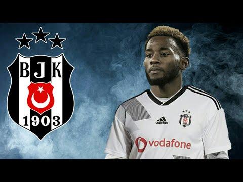 Georges Kevin N'koudou ● Skills ● Goals ● Assists ● Beşiktaş -- Olympiakos