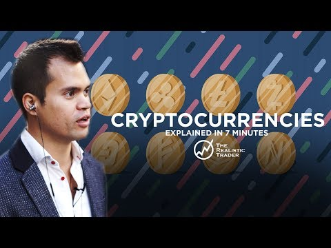 Cryptocurrencies EXPLAINED in 7 minutes!
