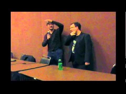 ASTL 2011 Big Lipped Alligator/ Q & A Panel (Part 3)