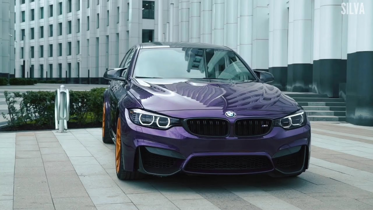 Lapier & Teva - Параллели (Премьера Клипа, 2020) | BMW M Power Showtime