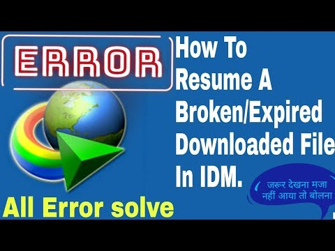how-to-resume-expired-download-in-idm-!!-how-to-resume-expired-download-link-in-idm_technicallakhani