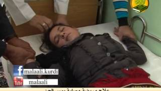 هجوم جن على انسان شاهد خروج الجن من جسم إمرأة (للكبار فقط)  mala ali kurdi 009647504487408
