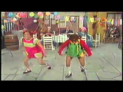 CHESPIRITO 1981- El Chavo del Ocho- El cumpleaños de Don Ramón- parte 8 HD
