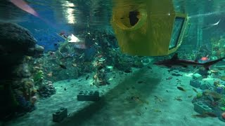 【4K】 レゴランドジャパン サブマリン・アドベンチャー/Legoland Japan Submarine Adventure thumbnail