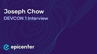 Interview with Joseph Chow of BTC Relay at DEVCON1 in London
