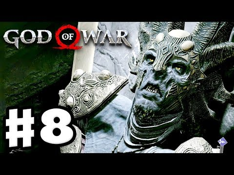 God of War - Gameplay Walkthrough Part 8 - Grave Mistake? (God of War 4)