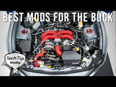 Best Mods For Your Buck   FRS BRZ 86