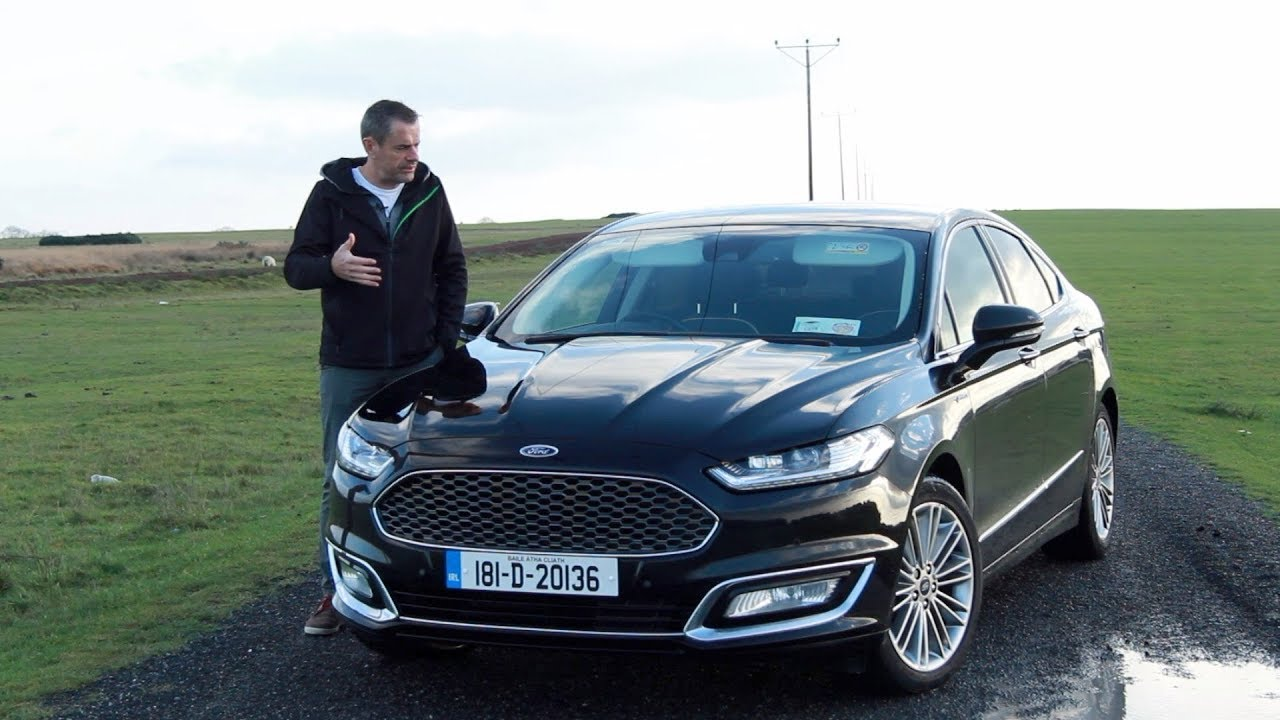 Ford Mondeo Hybrid Never Turn Off A Car While Driving Hybrid