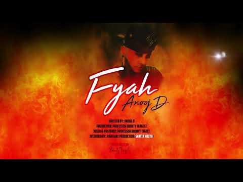 Anooj D - Fyah [More Liquor] (2019 Chutney Soca)