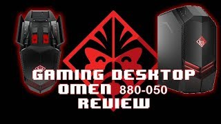 OMEN by HP Gaming Desktop (880-050)