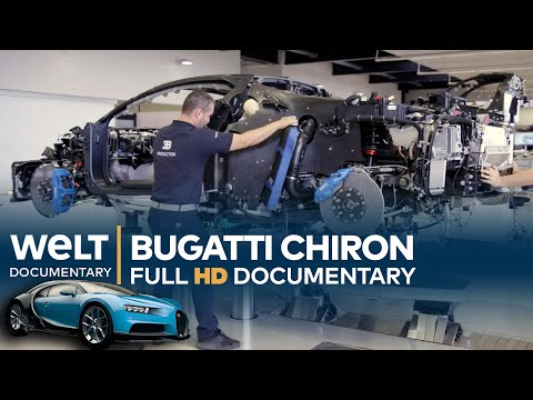 Bugatti Chiron – Inside the Factory | Full Documentary