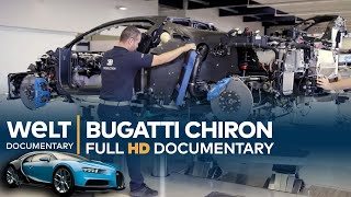 Bugatti Chiron - Inside the Factory | Full Documentary