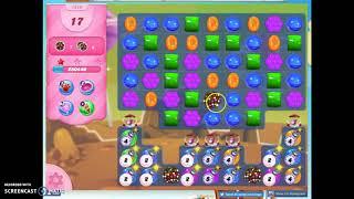 Candy Crush Level 1549 Audio Talkthrough, 3 Stars 0 Boosters