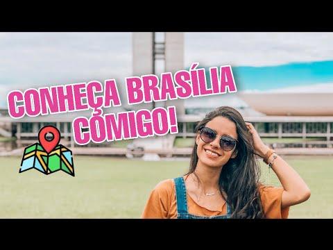 Vlog: TOUR EM BRASÍLIA 💜