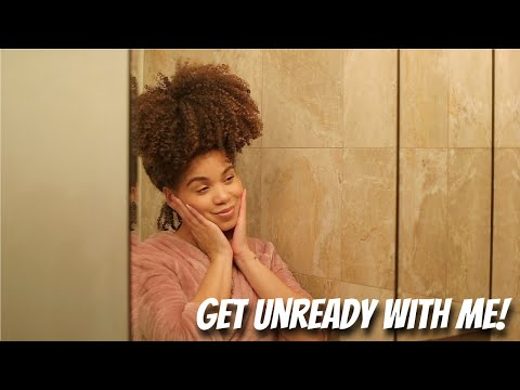 Get Unready With Me | Lyasia in the City