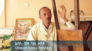 Ethiopia: Meet Kasu Seboka who plays Begena in 18 different languages