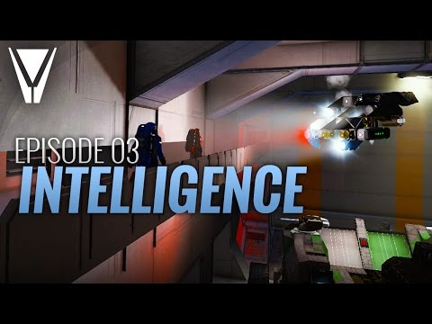Intelligence - S2E3 - Space Engineers Survival